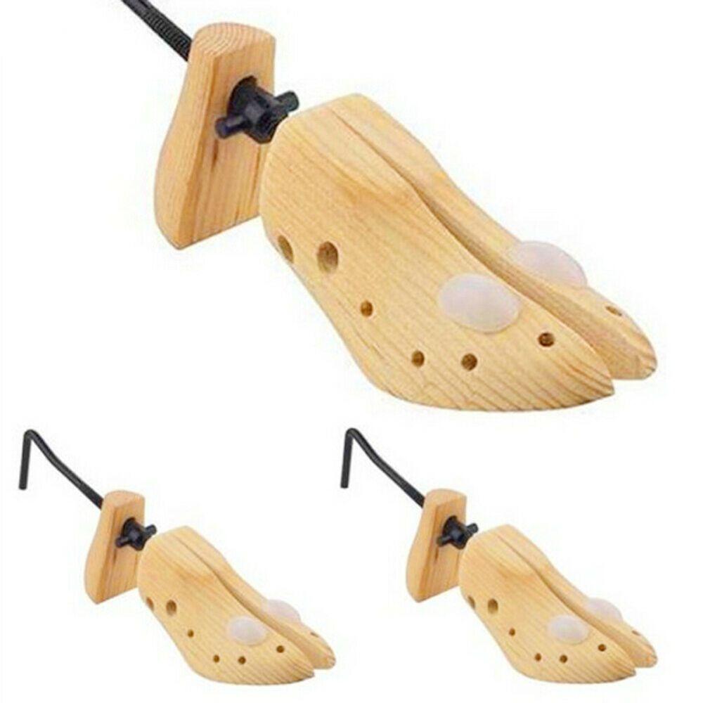 1 Pair Women Men Plastic Shoe Stretcher 2-Way Shoes Stretcher Tree Shaper ^P