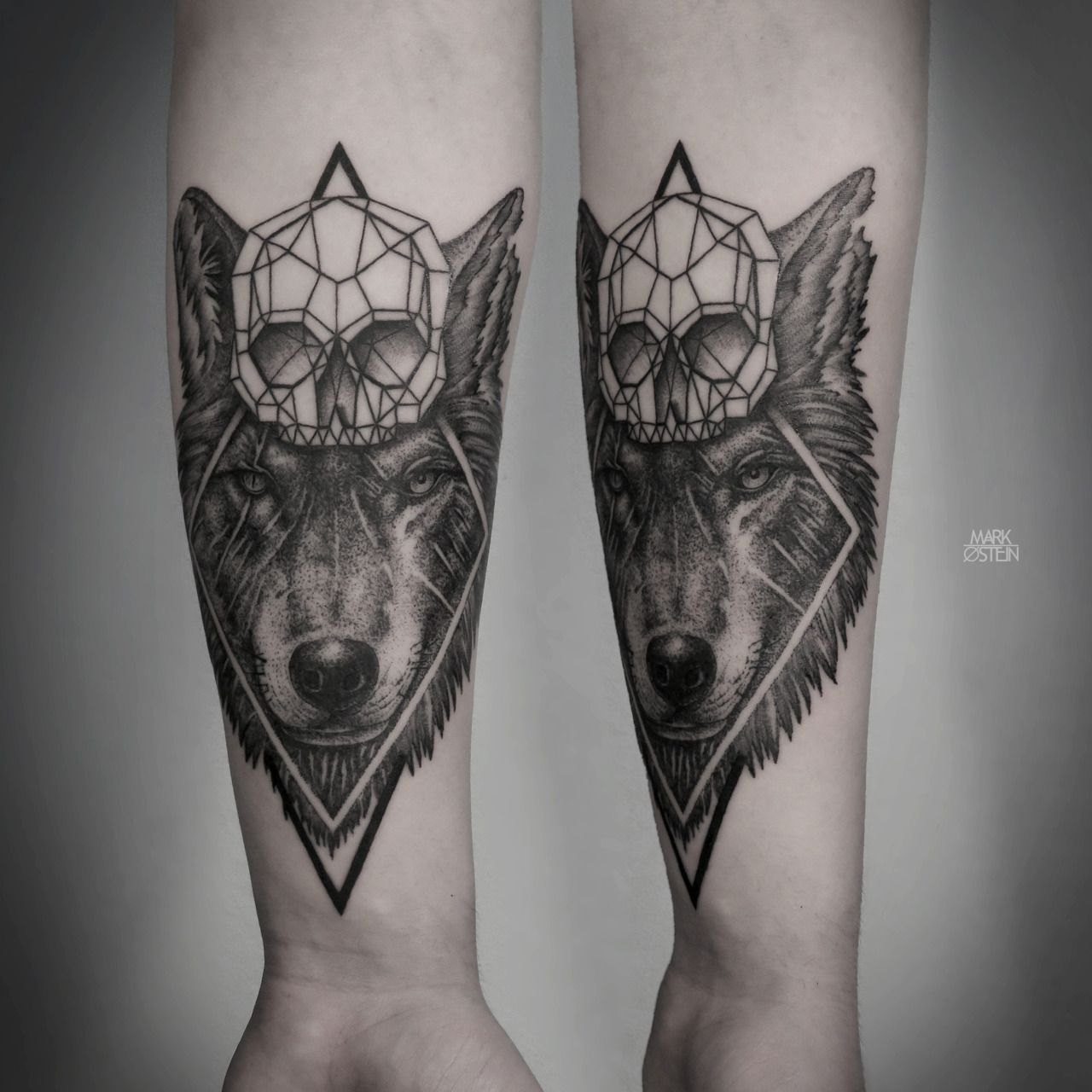 GEOMETRIC TATTOOS BY MARK OSTEIN | Tattoos | Pinterest ...