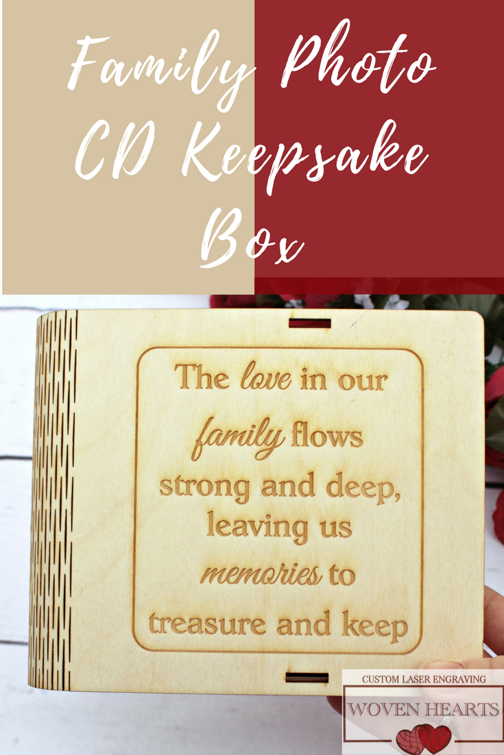f0195bccc4b Store your precious family memories in this beautiful wooden box ...