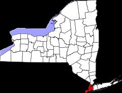 New York Définition Et Explications Carte New York New York Ville New York