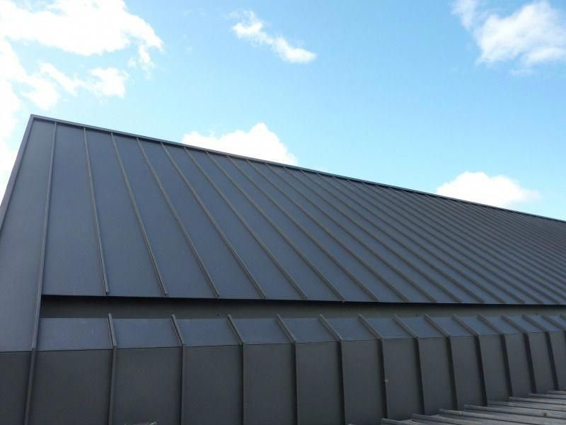 Green Roofs And Great Savings Roof Cladding Roof Design House Cladding
