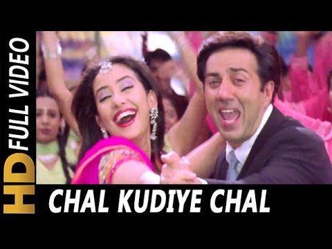 Chal Kudiye Chal Sonu Nigam Jaspinder Narula Jaani Dushman Ek