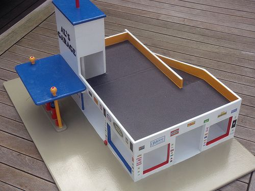 Wooden Toy Garage Plans Free Plans Diy Free Download How To Make A