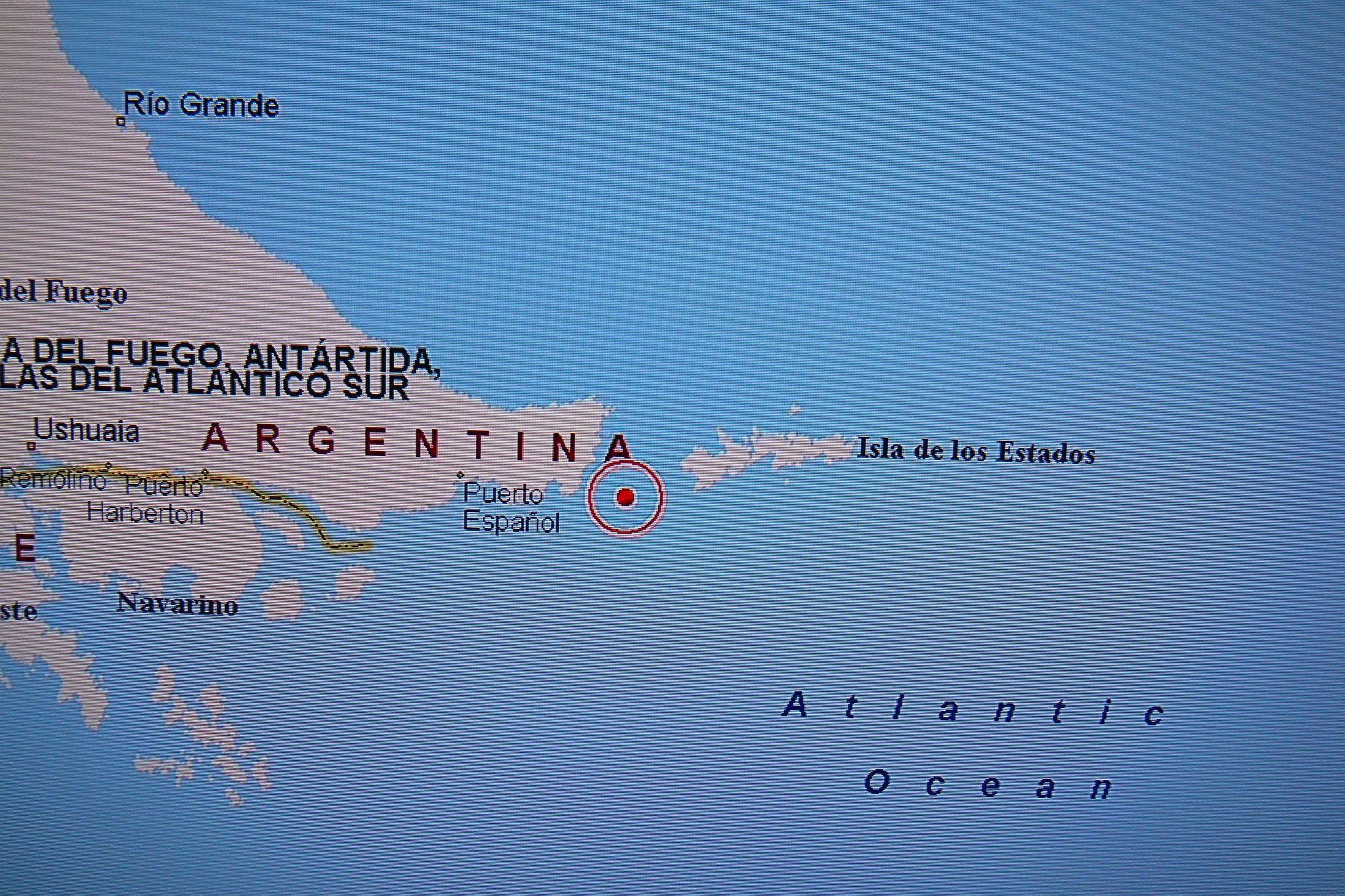 https://flic.kr/p/d8SDm3   Isla de los Estados - Atlântico Sul, Argentina