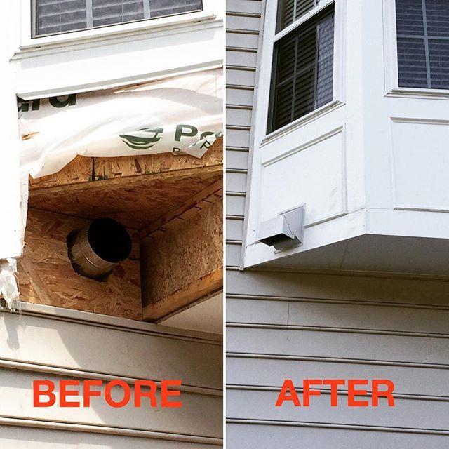 Second Floor Bay Window Repair Windows Outdoorprojects Mrhandyman3908 Outdoor Projects House Exterior Bay Window