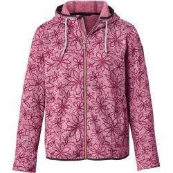 Photo of Strickfleece-Jacke mit Blumen-Print Killtec Pink Killtec