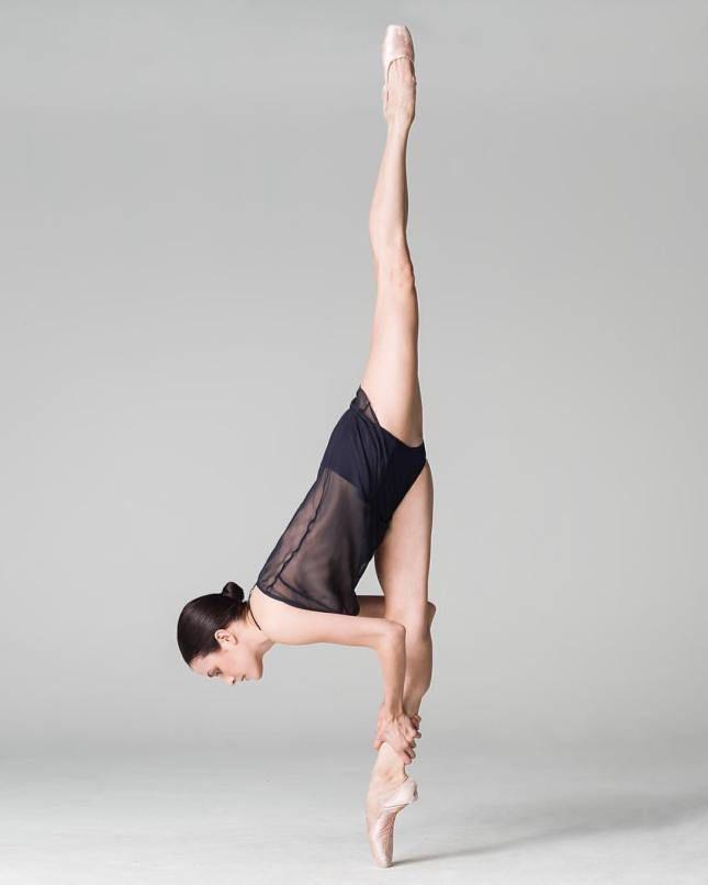 Melanie Hamrick: An Exceptionally Talented American Ballet
