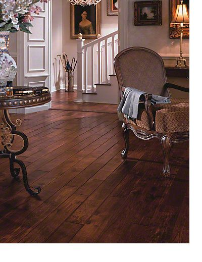 Bring The Simple Elegance Of Our Heavy Sed Hickory Floors Into Your Home With Virginia Vintage Line