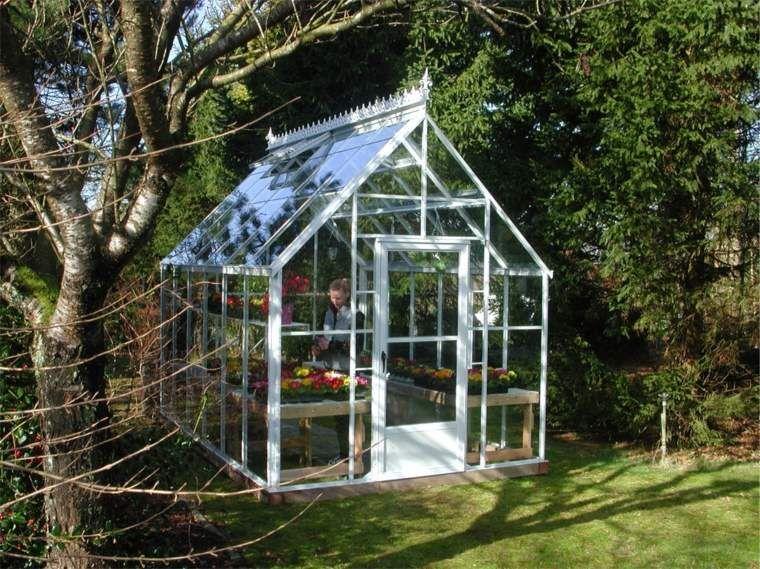 petite serre de jardin choix et conseils serres et gazebos et solarium pinterest gardens. Black Bedroom Furniture Sets. Home Design Ideas