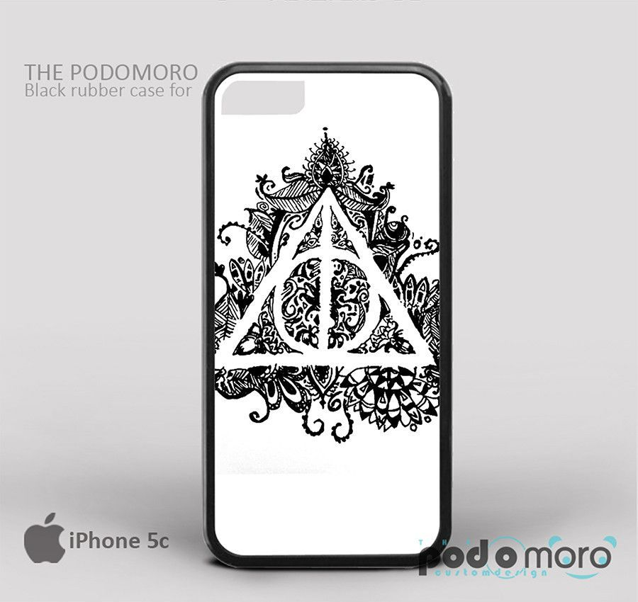 Deadly Hollow Sign Art for iPhone 4/4S, iPhone 5/5S, iPhone 5c, iPhone 6, iPhone 6 Plus, iPod 4, iPod 5, Samsung Galaxy S3, Galaxy S4, Galaxy S5, Galaxy S6, Samsung Galaxy Note 3, Galaxy Note 4, Phone Case