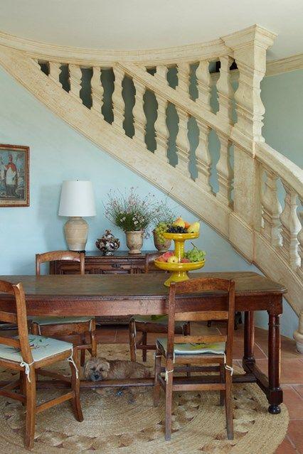 House, France. Designer: Anne-Marie Midy