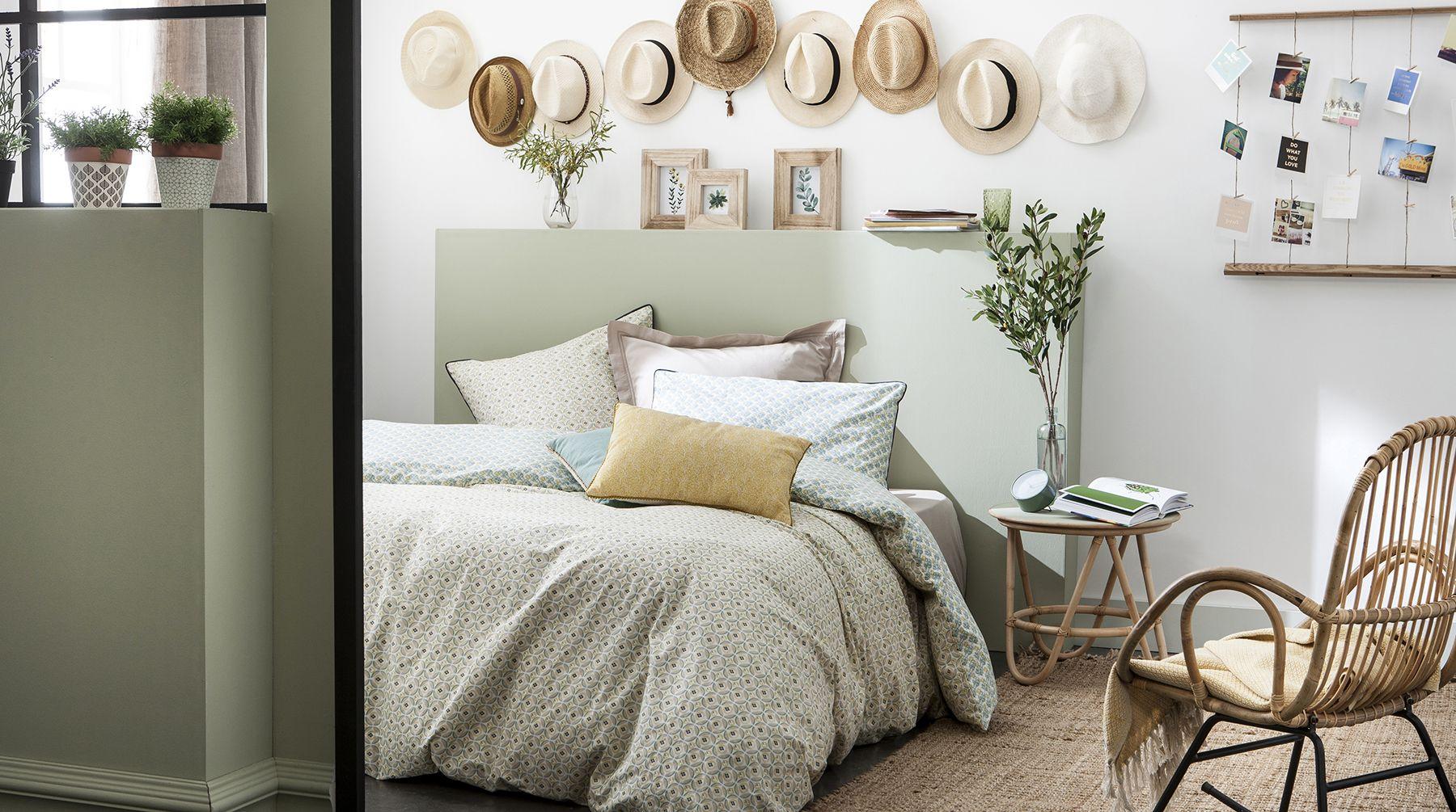 Chambre Provencale Idee Deco jardin provençal, c'est une tendance venue du sud, dans