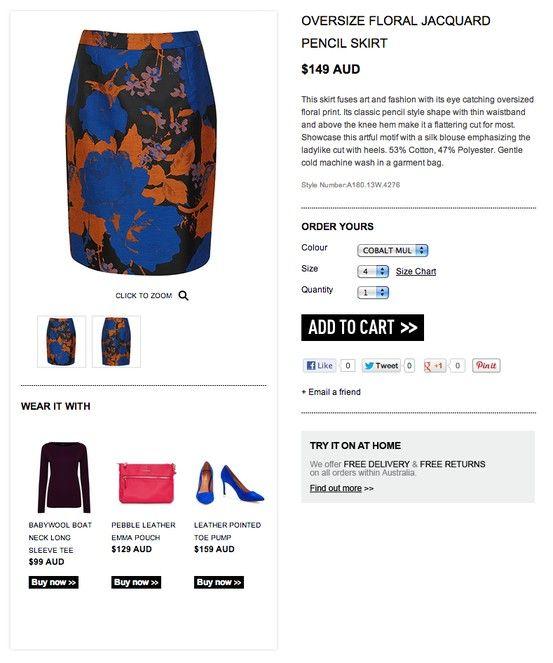 Marcs Floral Jacquard Pencil Skirt  http://www.marcs.com.au/product-detail.html?styl=11722=COBALT%20MUL=88#.UXhrXkCKpUM