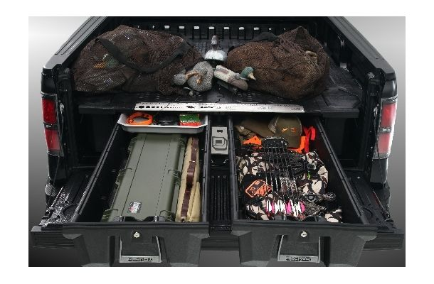 Decked Launches Easy-to-Install Truck Bed Storage System | Residential Building Products