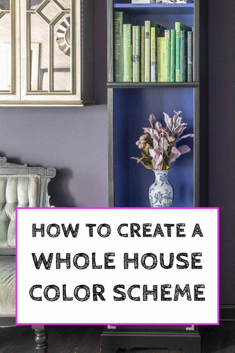 how to create a whole house color scheme even if you love on how to choose interior paint color scheme id=16339