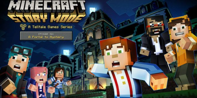 Minecraft Story Mode Episode 6 Free Download | OceanOffApk