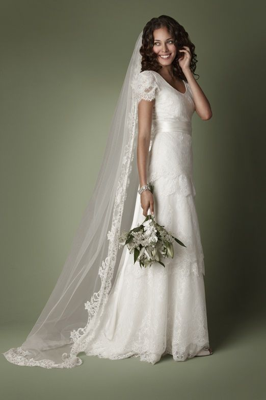 The Heavenly New Collection From The Vintage Wedding Dress Company