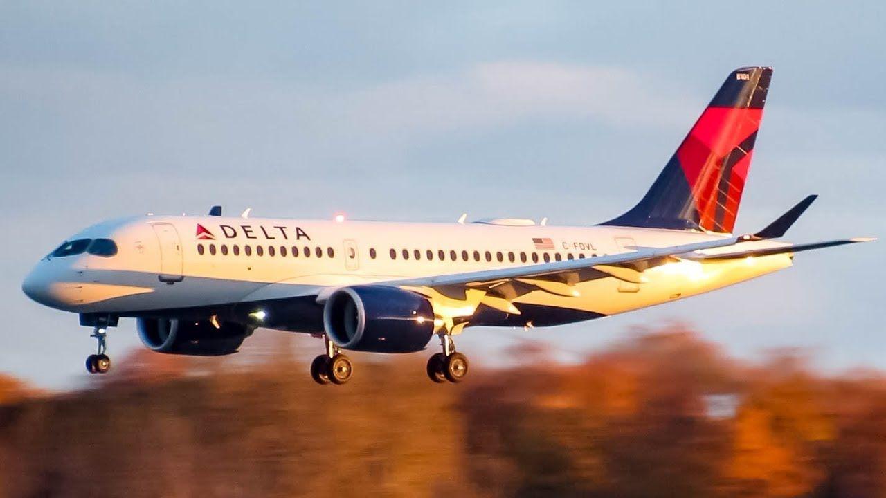 Resultado de imagen para Airbus A220 Montreal