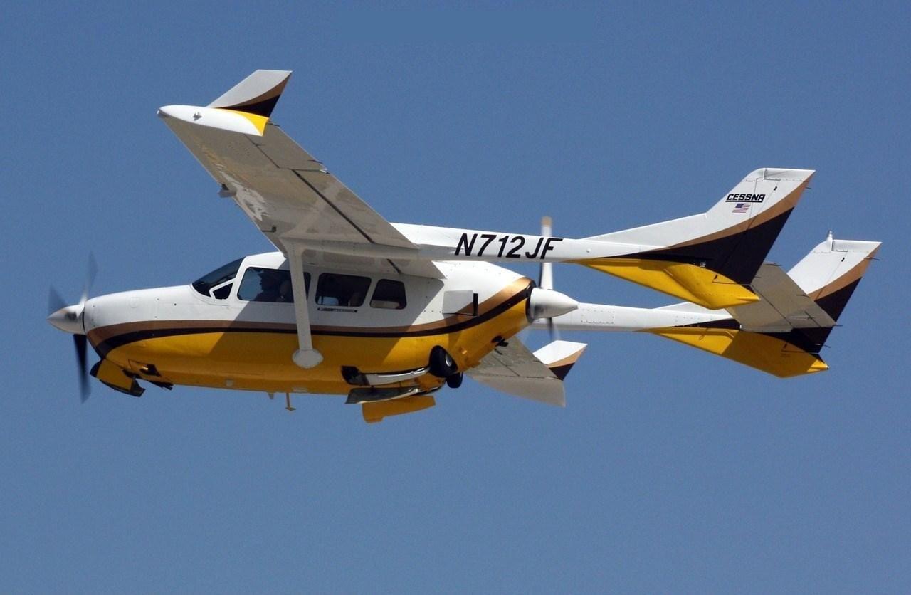 cessna 337 skymaster | Airplane Flight Line | Aircraft