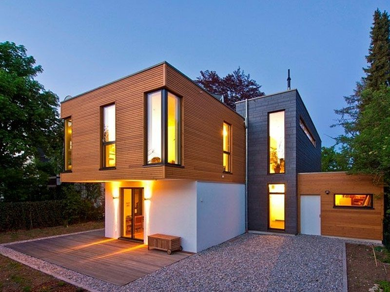 Welcher Haustyp passt zu mir? – 5 Ideen für moderne Häuser ...