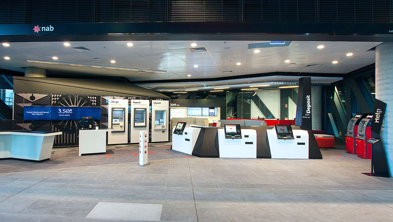 Nab Unveils First Smart Store Branch Design