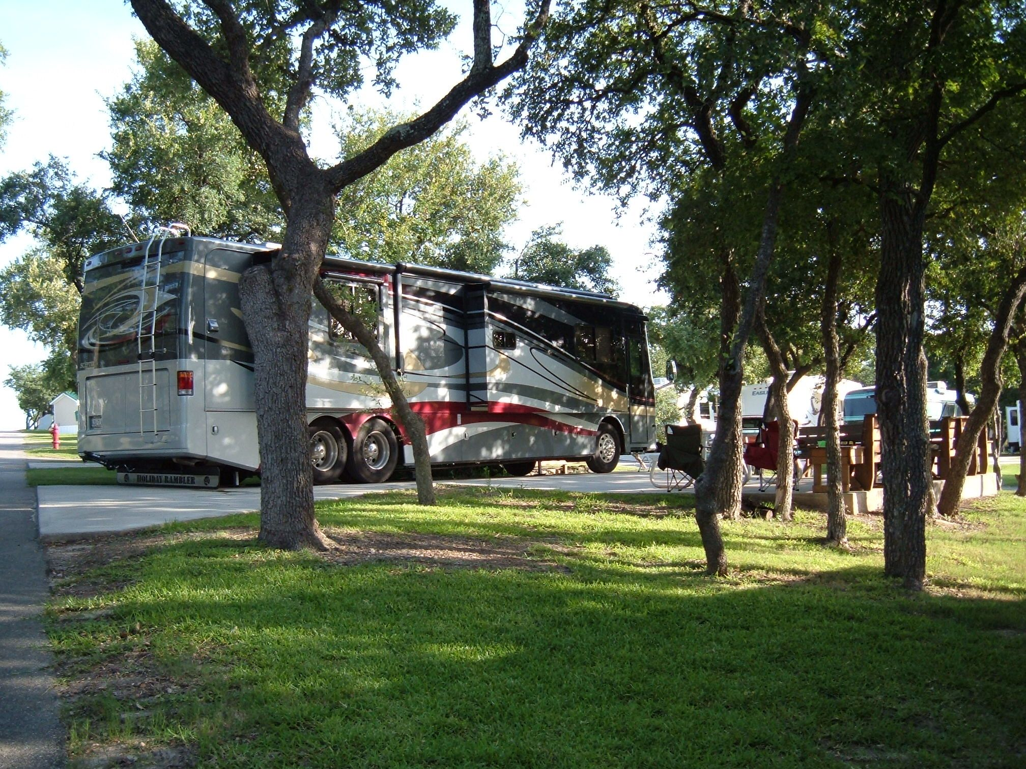 Blazing Star Luxury Rv Resort - San Antonio, Texas