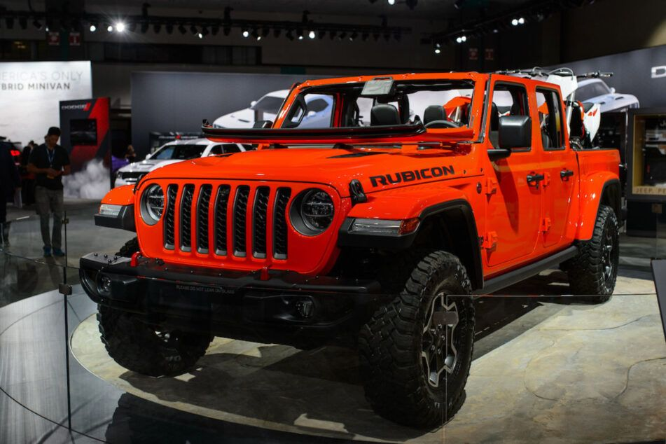 2021 Jeep Gladiator Review Price Release Date Design And Photos