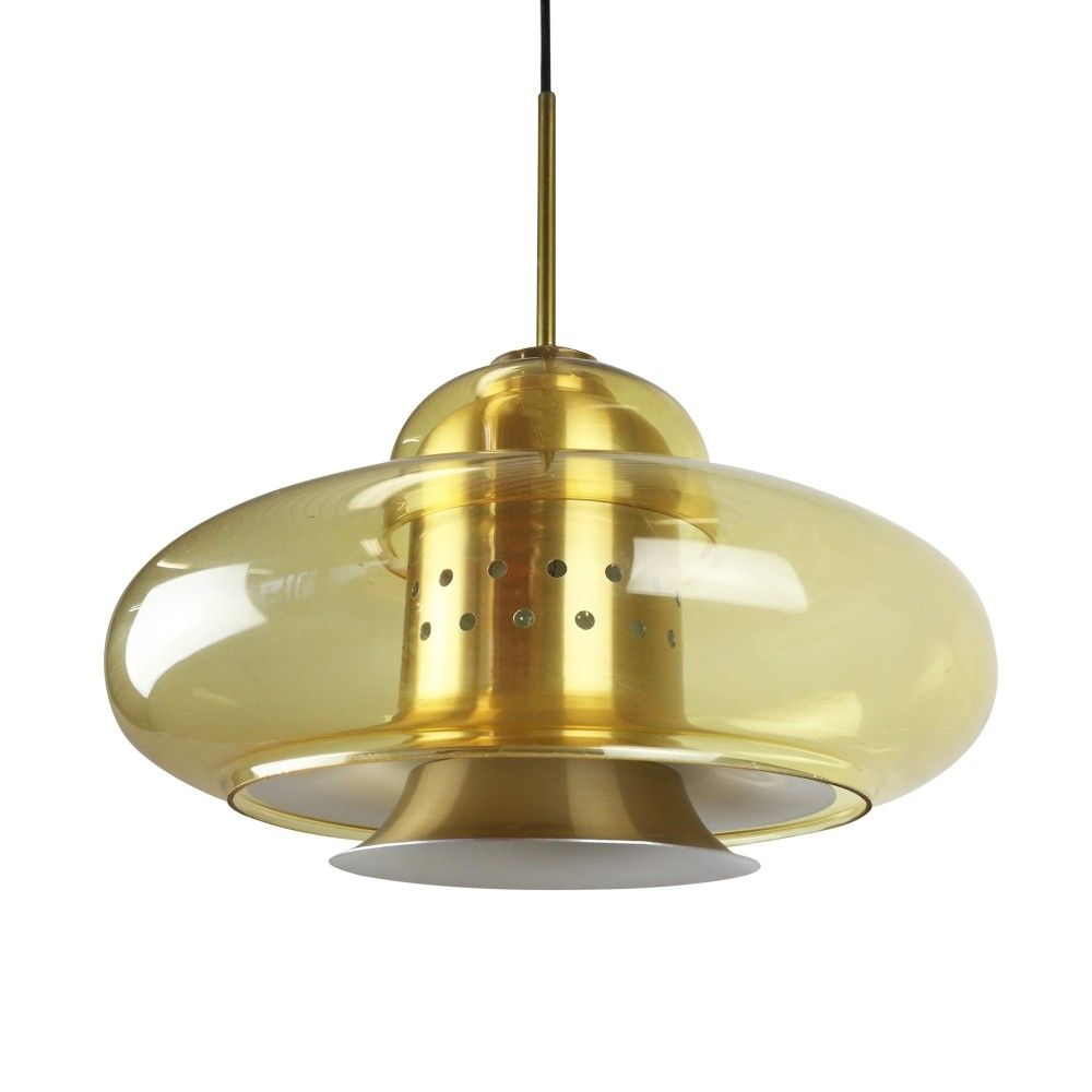 Space age pendant light by dijkstra lampen s ceiling