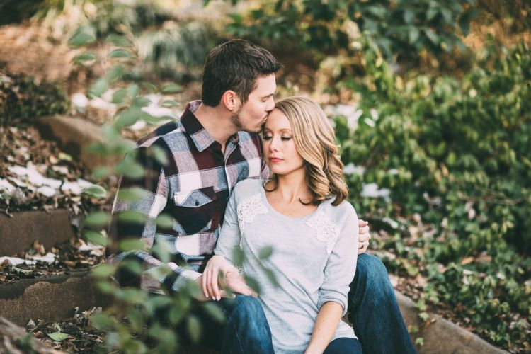 Couples photography engagement anniversary megan jones photography raleigh nc downtown