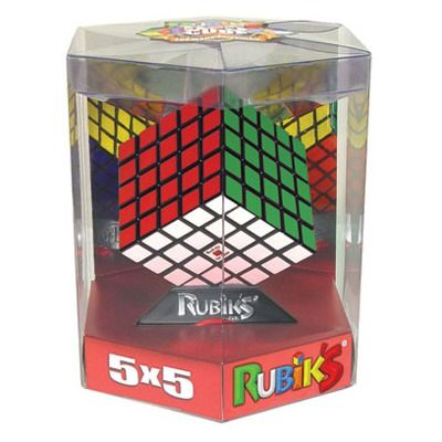 winning moves rubik 39 s 5x5 cube top 10 classic games toys pinterest cubes. Black Bedroom Furniture Sets. Home Design Ideas