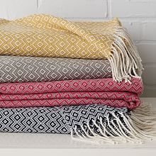West Elm Throw Blanket Fascinating Wonderful Graphic Patterndecorative Blankets And Bedroom Throws Inspiration Design