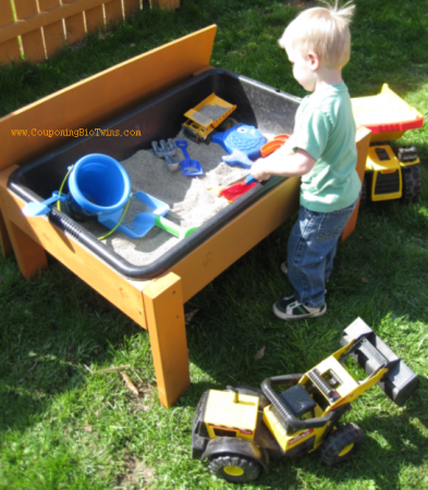 Sand or water table do it yourself home projects from ana white sand or water table do it yourself home projects from ana white solutioingenieria Images