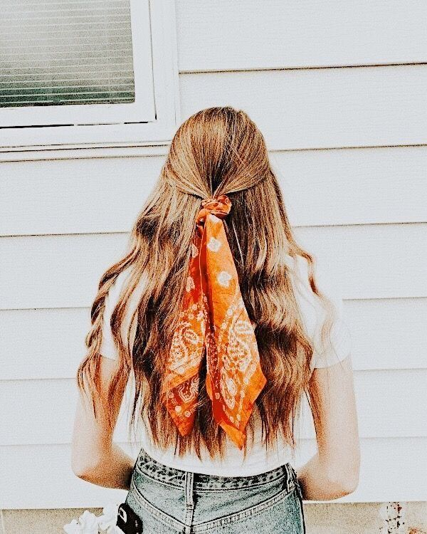 The Prettiest Hair Scarf Styles For This Summer – DIY Darlin'