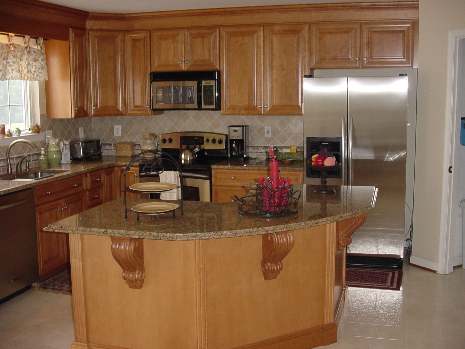 Home Page Kitchensaver Light Wood Cabinets Wood Cabinets Custom Kitchen Cabinets
