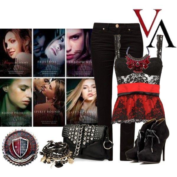 Vampire Academy Movie Inspired Outfits Fandom Outfits Vampire Academy