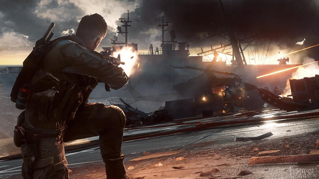 Upcoming Retail Game Battlefield 4 For Ps4 Battlefield 4