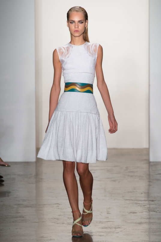 Sophie Theallet Ready-to-wear Collection Spring/Summer 2015