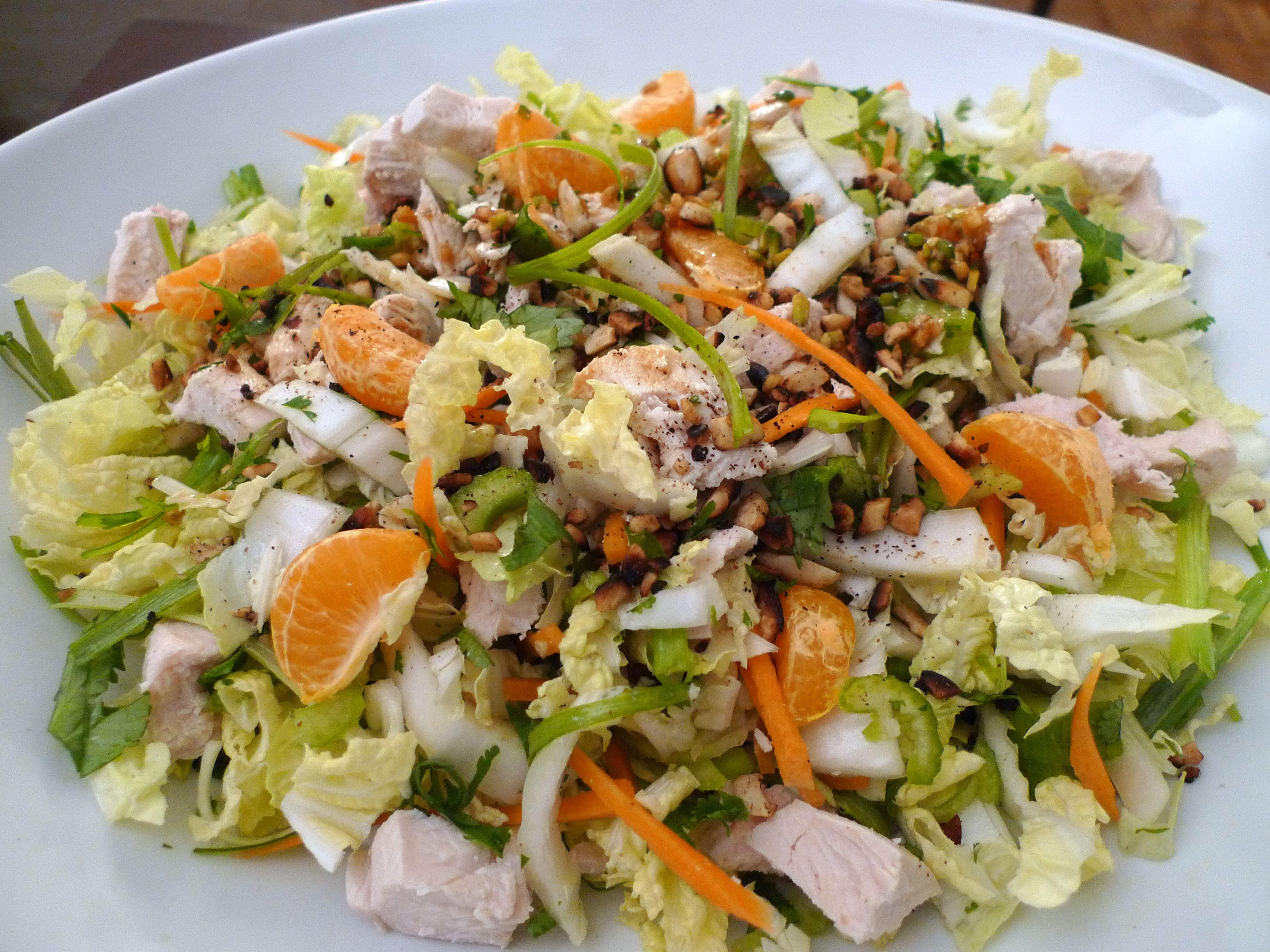 приготовленный салат без майонеза пекинская капуста с фото найти для