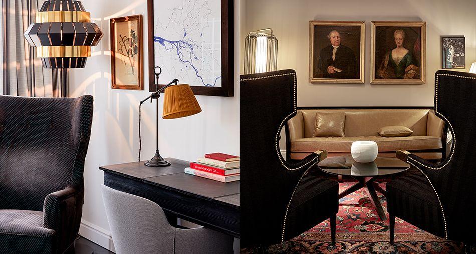 Il migliore design di interni ispirazioni di arredamento di interni