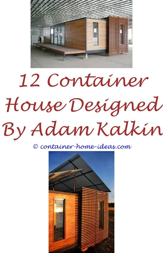 Single Shipping Container Home Plans | Container cabin, House ...