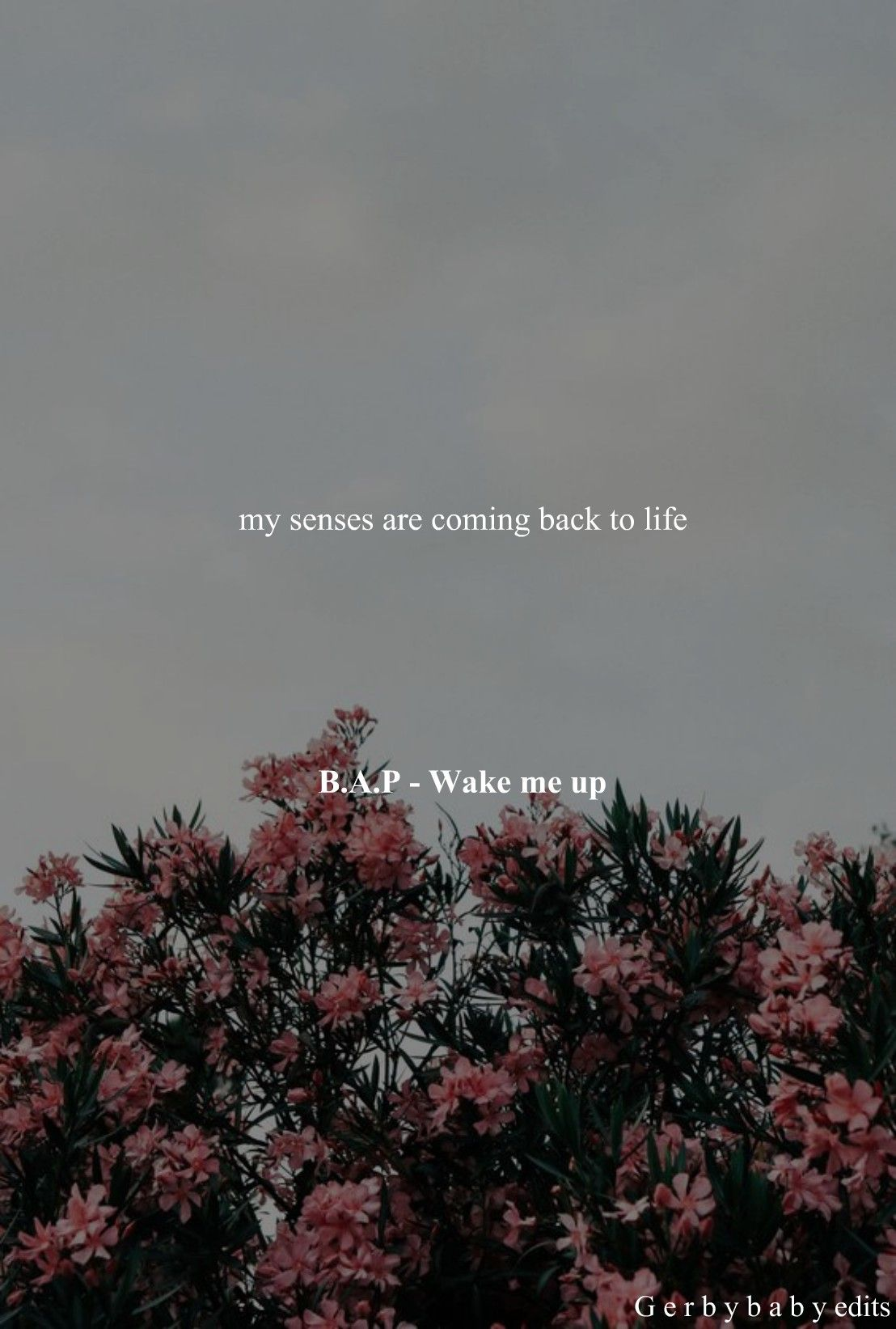 B A P Wake Me Up Lyrics Check Out B A P S Other Songs Too Yongguk Himchan Daehyun Young Inspirational Song Lyrics Inspirational Songs Inspirational Lyrics