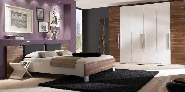 Konstruktion lila Wand Schlafzimmer Pinterest Wands - stuhl für schlafzimmer