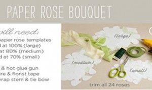 Diy Beautiful Paper Rose