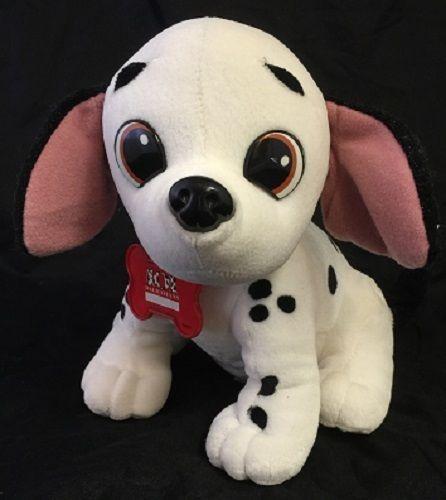 Mattel Disney 101 Dalmatians Plush Puppy Dog 1996 Mattel