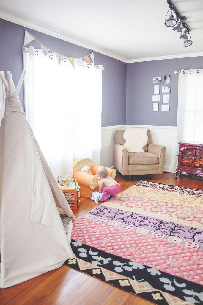 Play Room   DIY Teepee  // writing chapter three