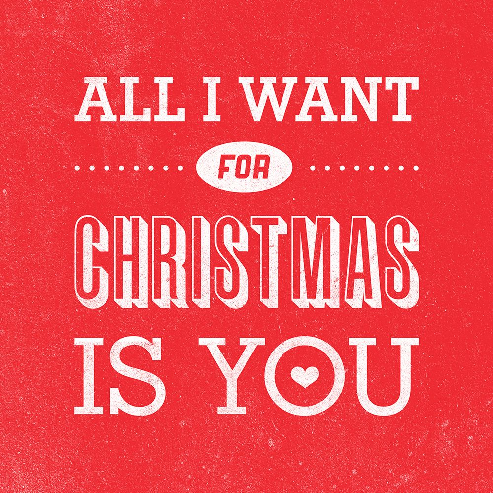 All I Want For Christmas Is You Christmas Typography Www Facebook Com Weheartcollective Christmas Romance Tis The Season To Be Jolly Under The Mistletoe