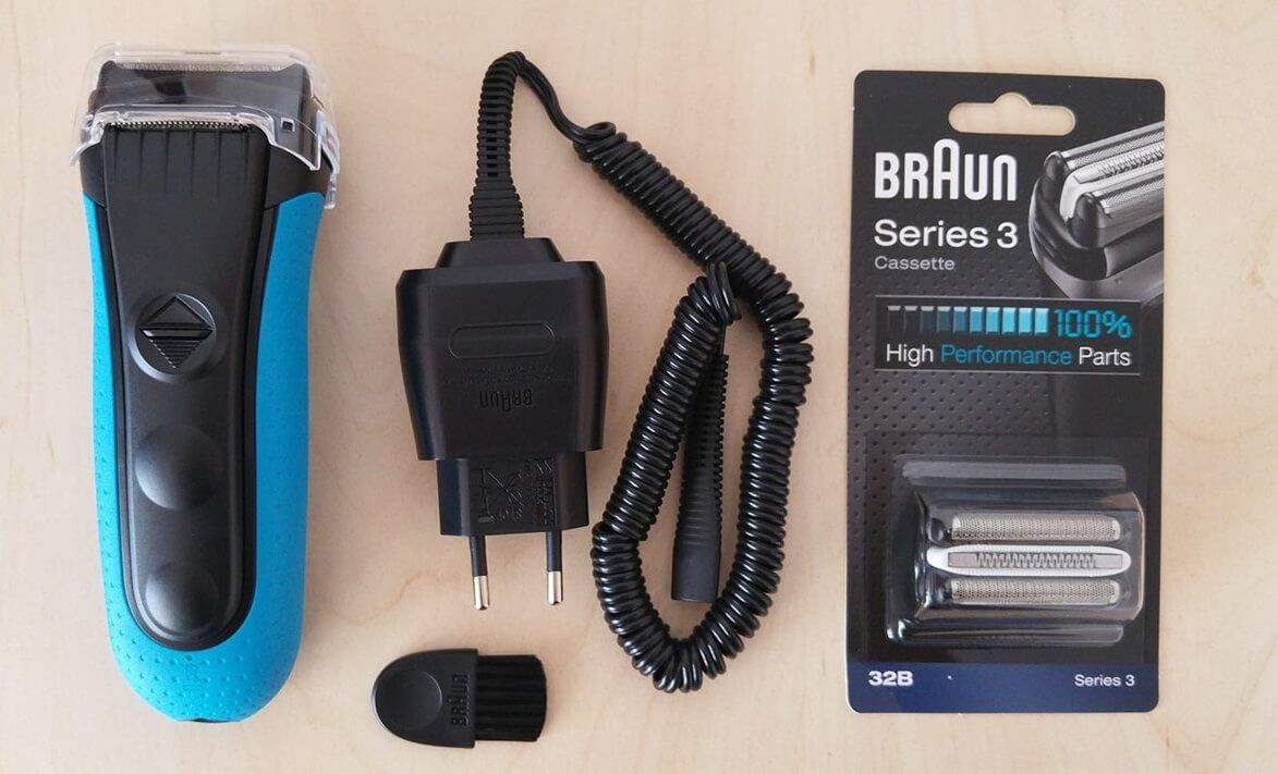 Accessories Braun Series 3 Proskin 3040s Braun Series 3 Braun Electric Shavers Braun