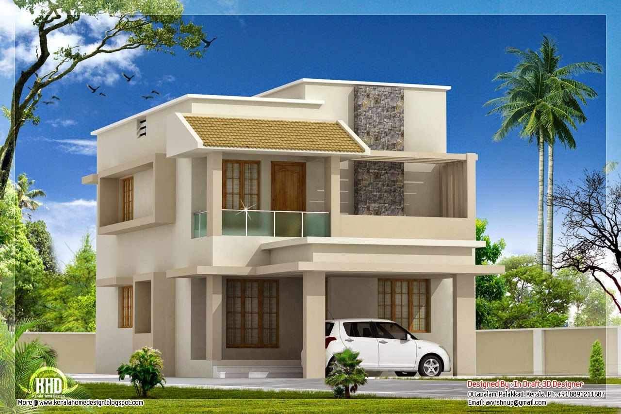 House design build your own - Planning To Build Your Own House Check Out The Photos Of These Beautiful 2 Storey