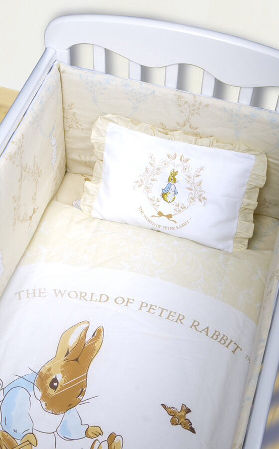 Peter Rabbit Nursery Bedding Bunny