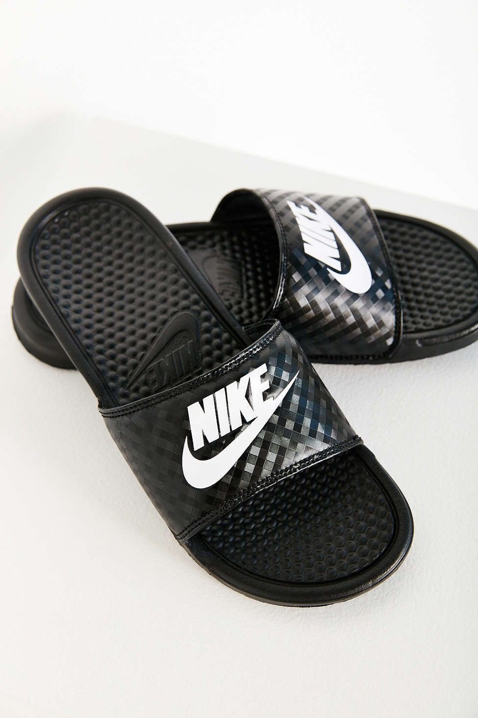 competitive price 17247 a0e20 Nike Benassi JDI Slide Sandal - Urban Outfitters